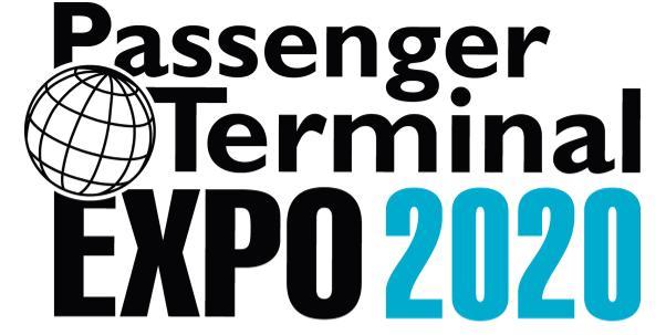 Logo officiel du salon Passenger Terminal Expo 2020 actualité