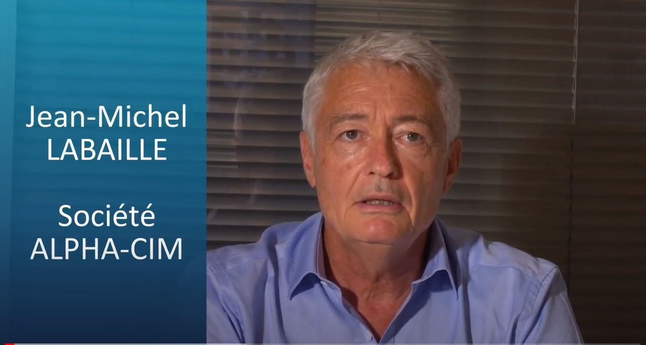 Jean-Michel Labaille Président ALPHA-CIM
